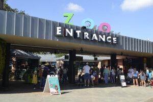 zoo eingang