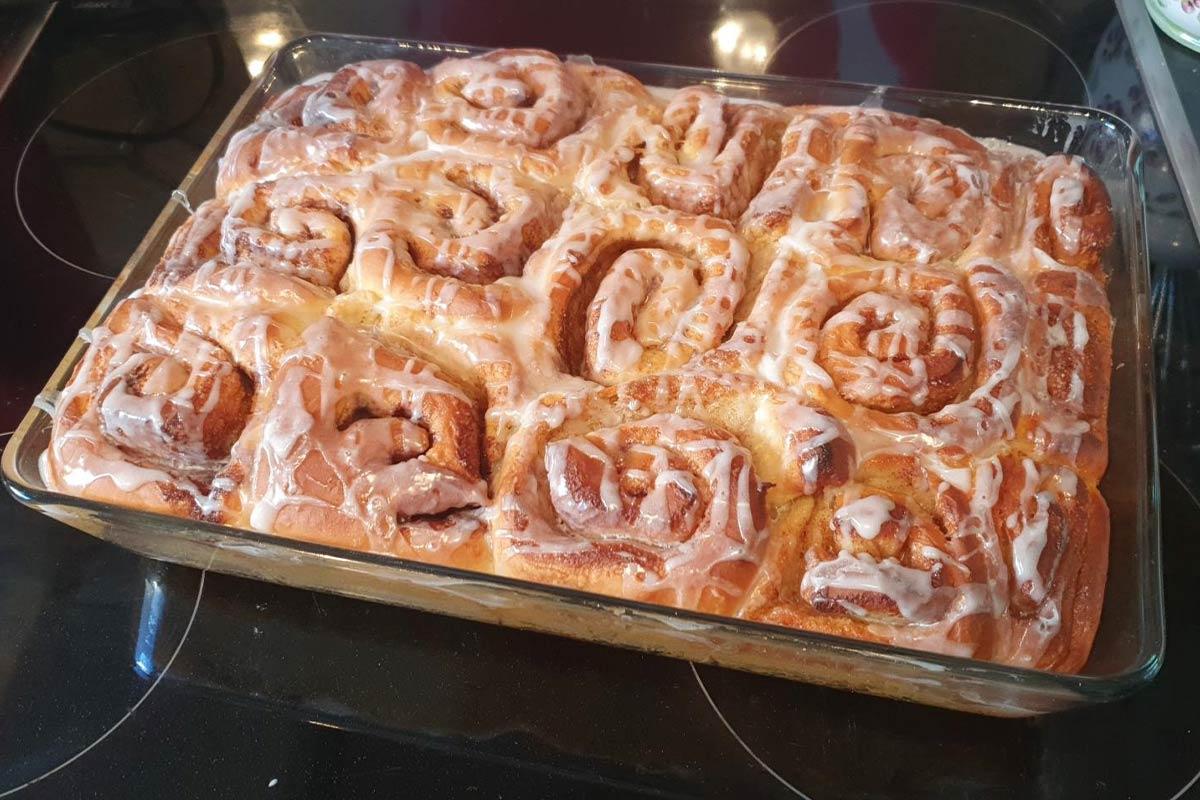 Vegane Zimtschnecken (Cinnamon Rolls) – das beste Rezept!