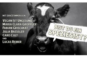 Thumbnail Bist du Speziesist mit Kuh