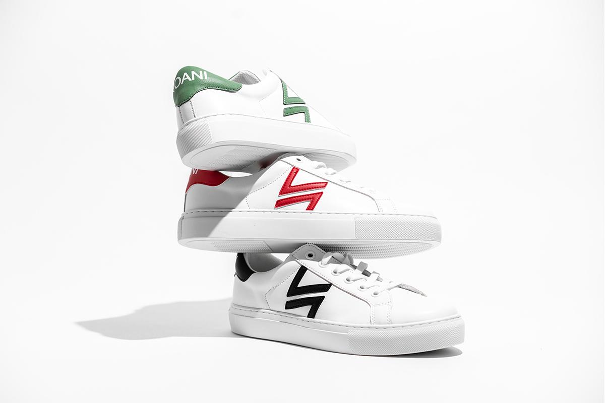 Sneaker aus Apfelleder: Noani launcht vegane Schuhkollektion
