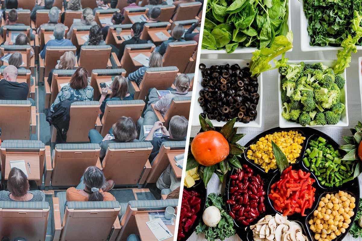 COP26: Fordern Sie ein veganes Menü bei der Klimakonferenz