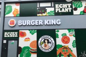 Burger King Pop-Up-Store Köln