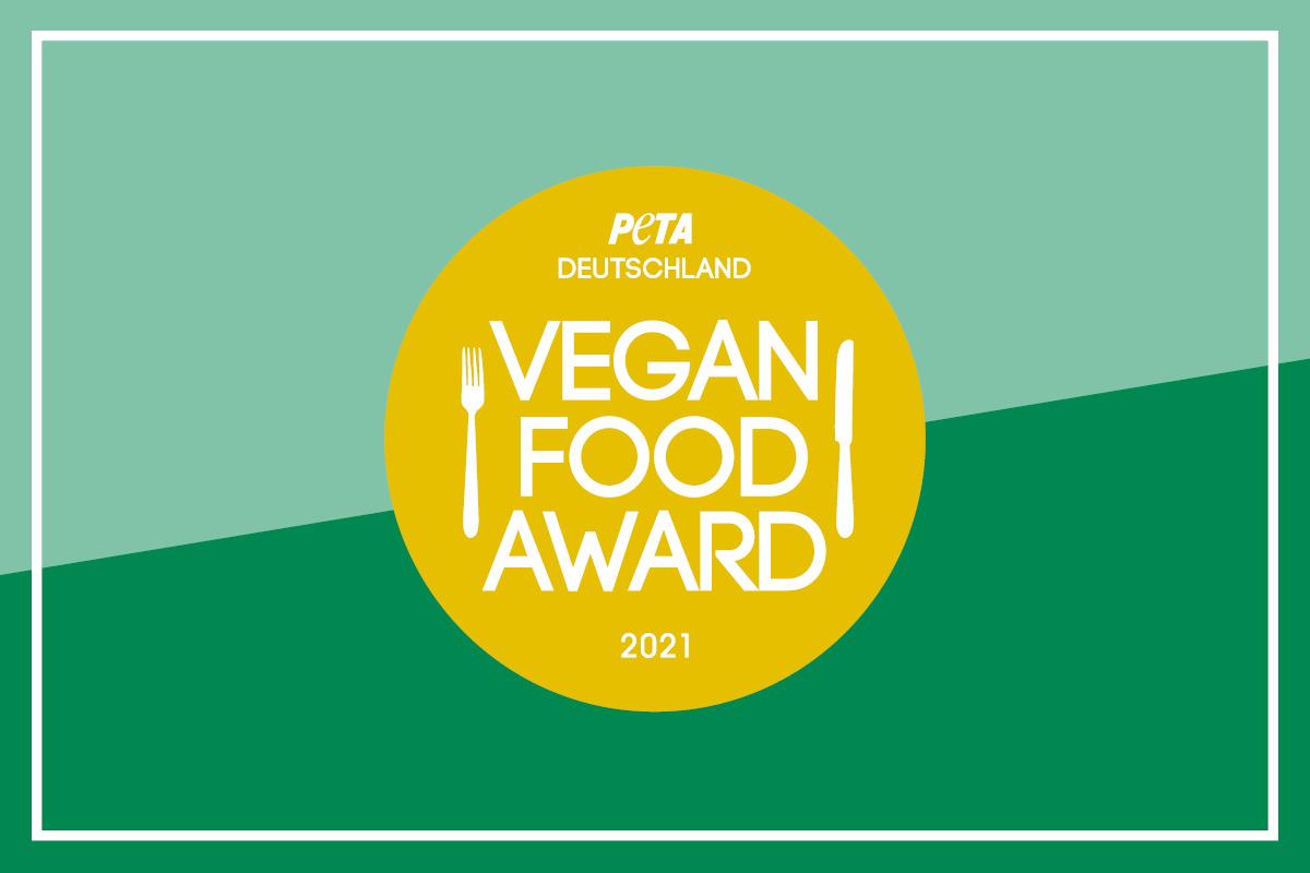 PETAs Vegan Food Award 2021: Das sind die Gewinner