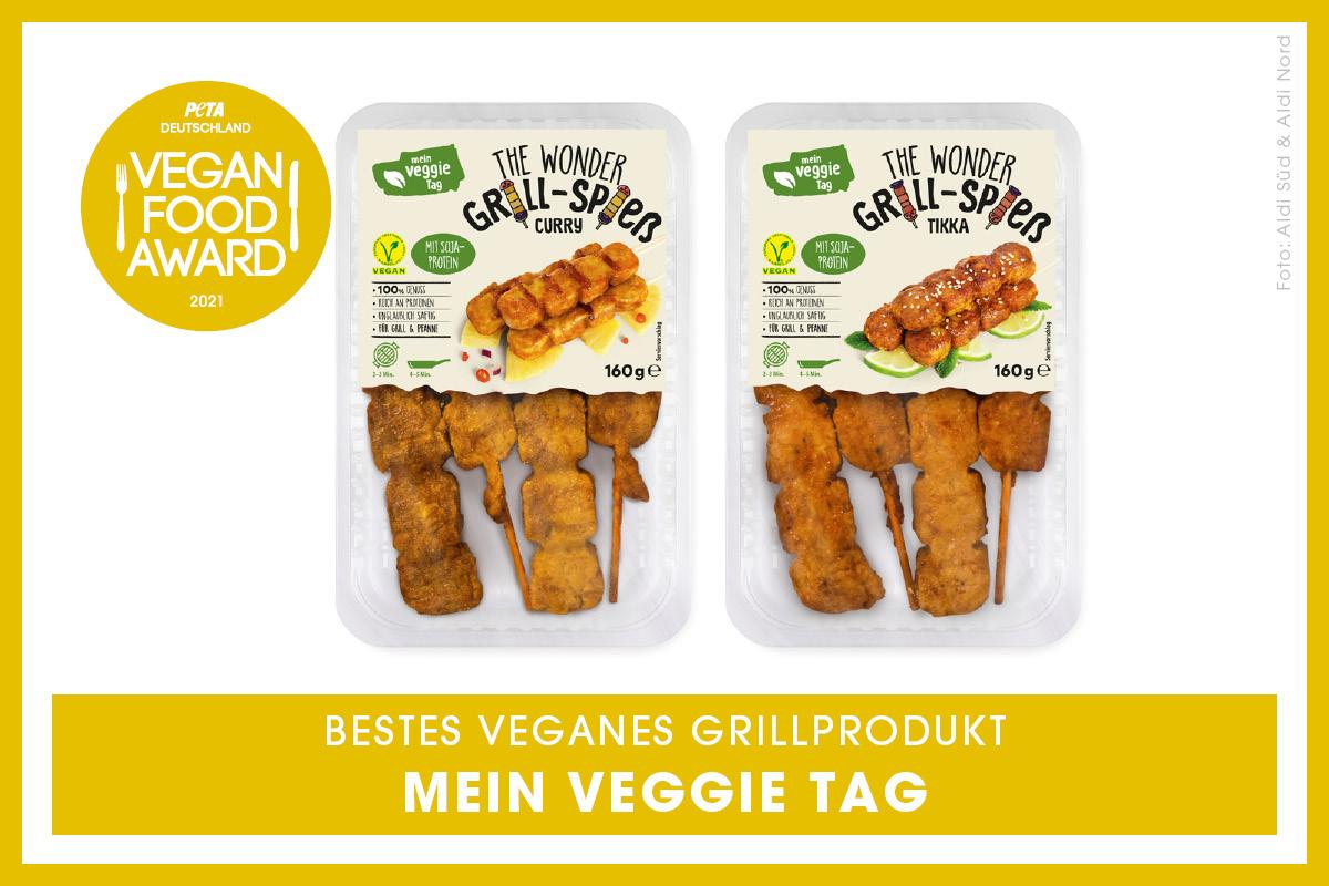Vegan Food Award Gewinner Mein Veggie Tag