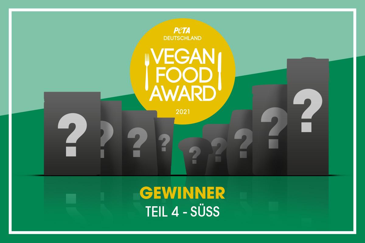 Vegan Food Award Gewinner Süß Titelbild