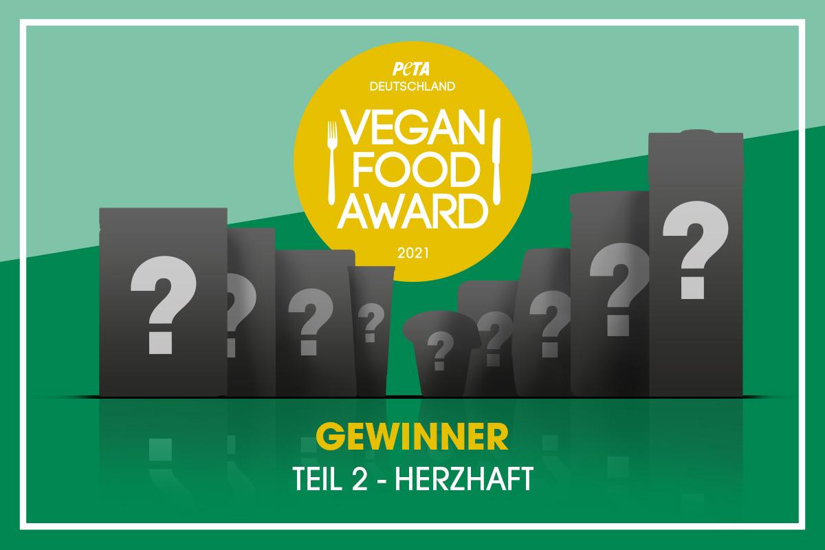 Vegan Food Award Gewinner Herzhaft Titelbild