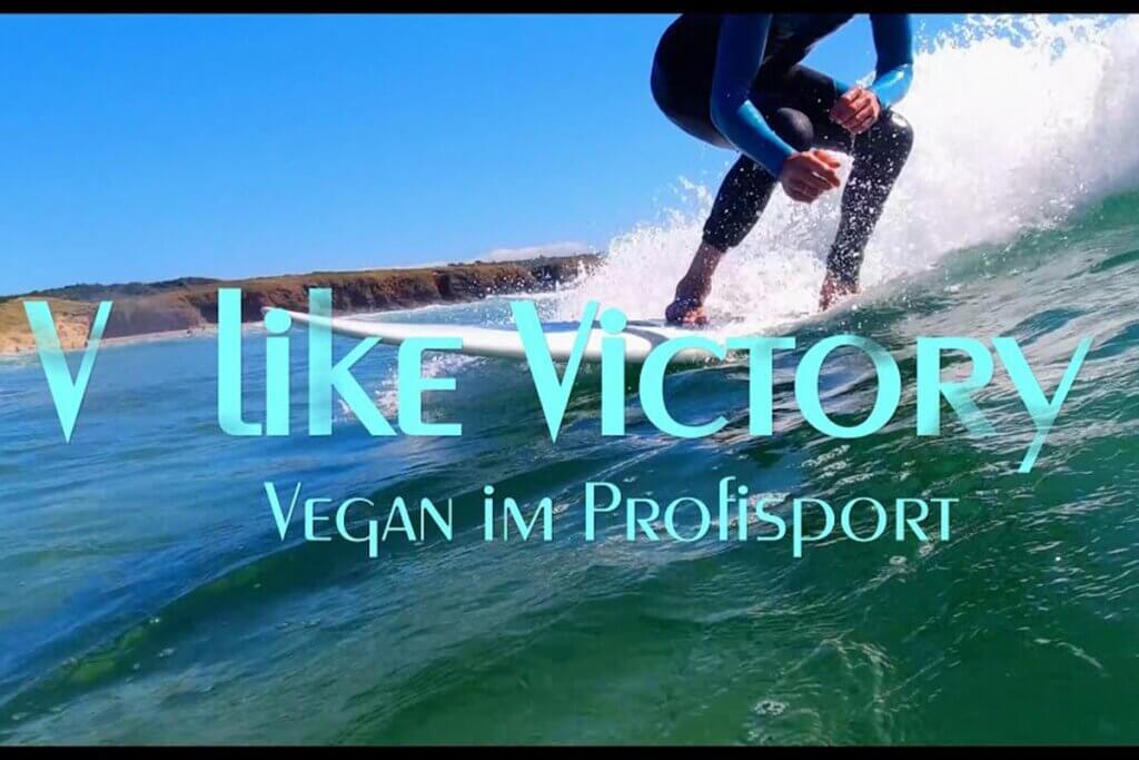 V like Victory YouTube Thumbnail