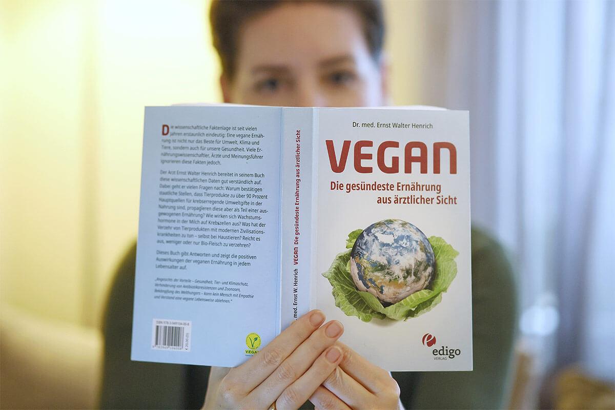 Buchtipp: Vegan. Die gesündeste Ernährung aus ärztlicher Sicht