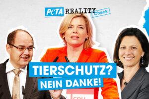 Thumbnail Bundeslandwirtschaftsminister Tierschutz Check
