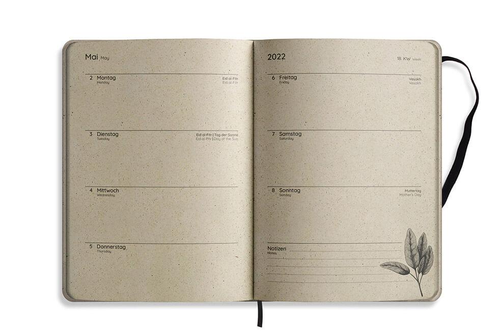 Kalender Equality von Matabooks
